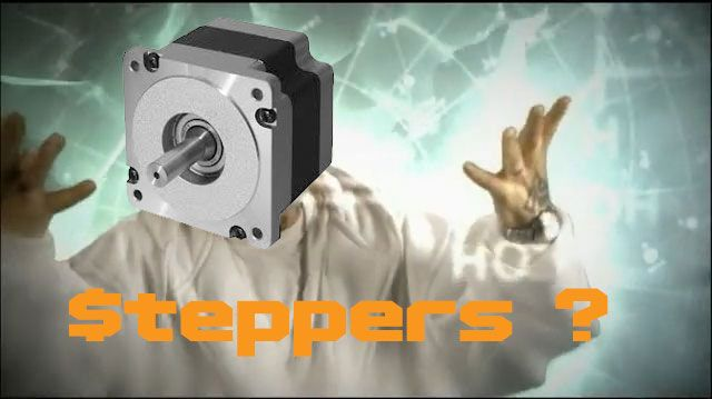 Magnets on stepper motors how do they work hackalizer for How does a stepper motor work
