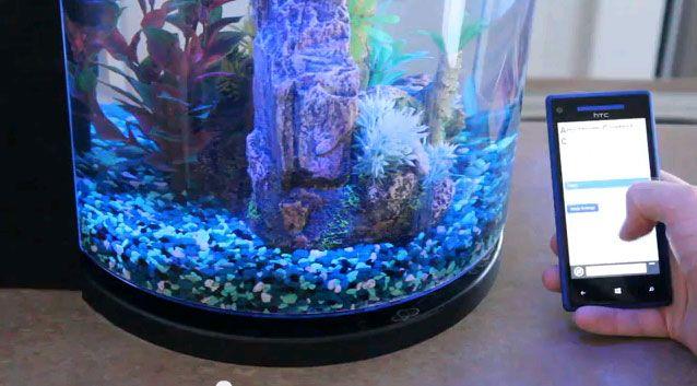 remote control aquarium lighting with raspberry pi and node js