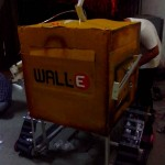 Wall-E Rear View